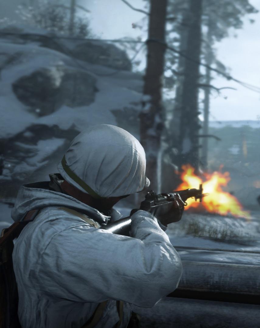 Рецензия на Call of Duty: WWII. Обзор игры - Изображение 7