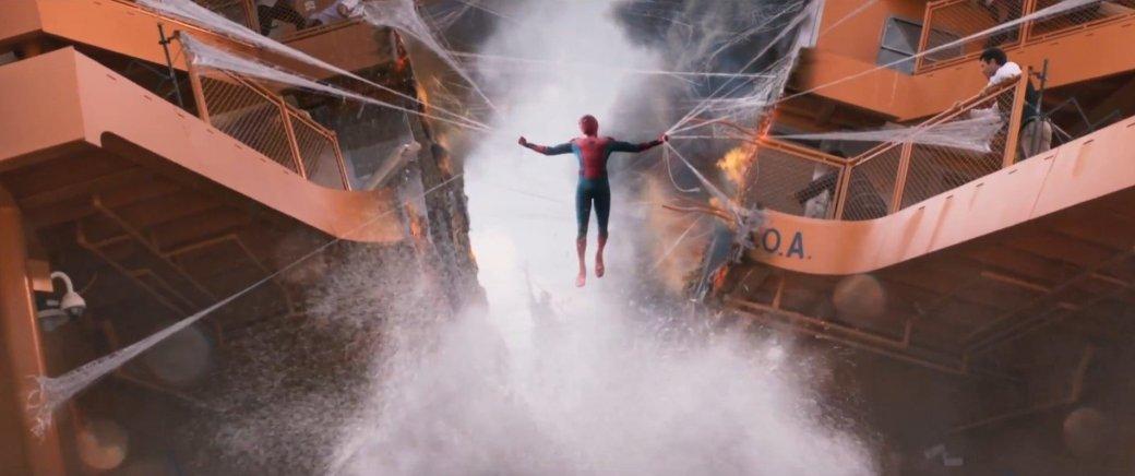 Разбираемтрейлеры «Человек-Паук: Возвращение домой» | Канобу - Изображение 3508