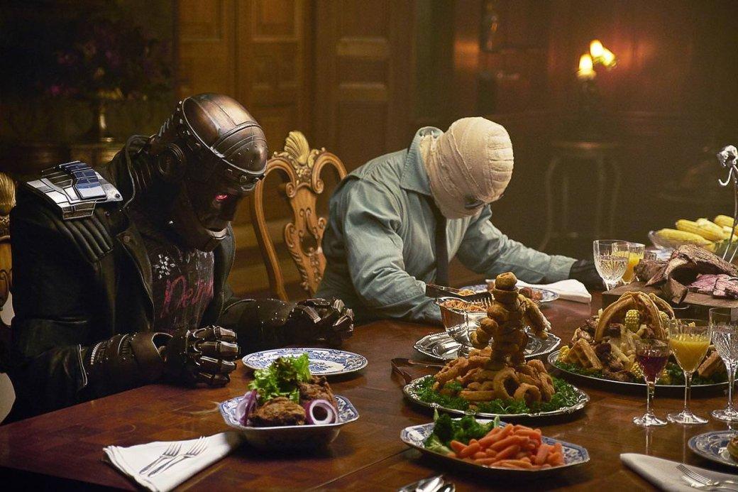 Рецензия на«Титанов»— странный инеровный, новсе еще лучший сериал покомиксам DC | Канобу - Изображение 7