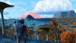 Устали смотреть на тусклые планеты в No Man's Sky? Тогда просто сделайте их кольца цветными!