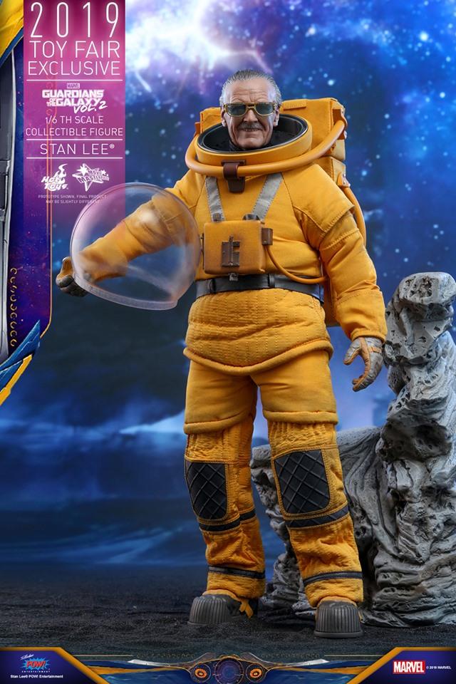 Hot Toys выпустит экшен-фигурку Стэна Ли из «Стражей галактики 2». Она выглядит потрясающе!    Канобу - Изображение 5