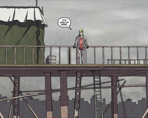 Комиксы: FreakAngels | Канобу - Изображение 6