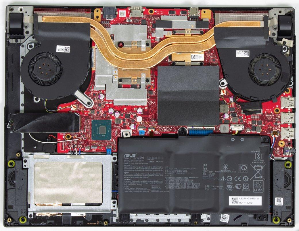 Практичный исбалансированный: ноутбук ASUS ROG Strix G | Канобу - Изображение 3761