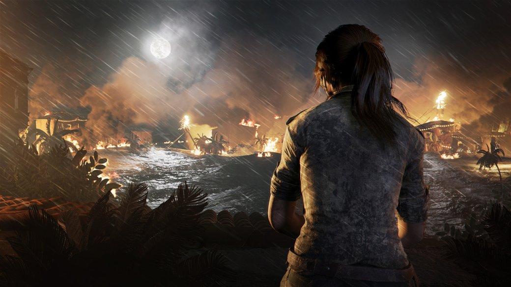 Музыка из трейлера Shadow of the Tomb Raider похожа на саундтрек Uncharted 2. Это плагиат?. - Изображение 1