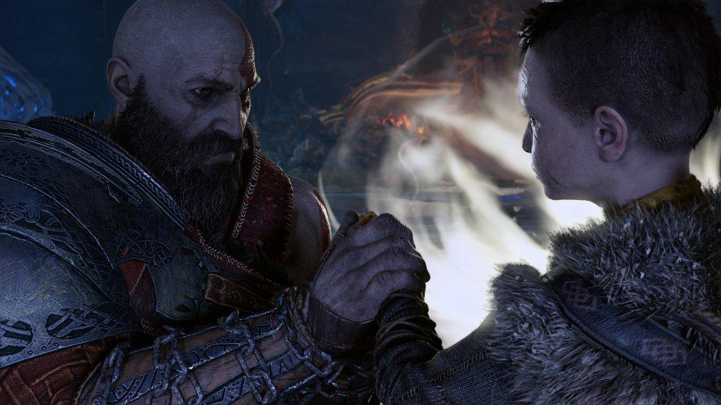 God of War (2018, экшен, слэшер, RPG, open world PS4) - обзоры главных и лучших игр 2018 года | Канобу - Изображение 3