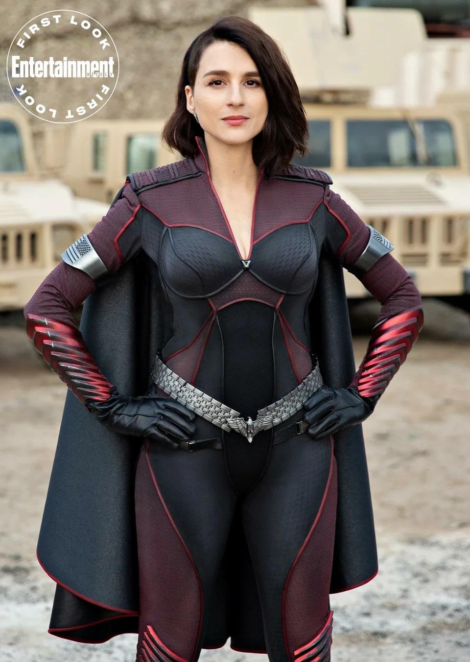 «Пацаны»: АяКэш, сыгравшая Штормфронт, рассказала, вернетсяли героиня в3 сезоне