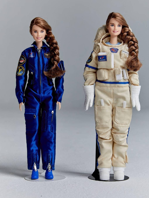 Единственная российская космонавтка стала прообразом для куклы Барби