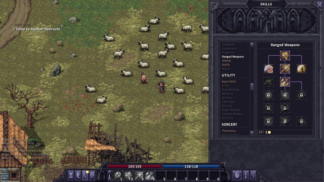 Обзор Stoneshard— многообещающая RPG про фэнтезийный мир, страдания иболь. Стоитли покупать ее? | Канобу - Изображение 7000