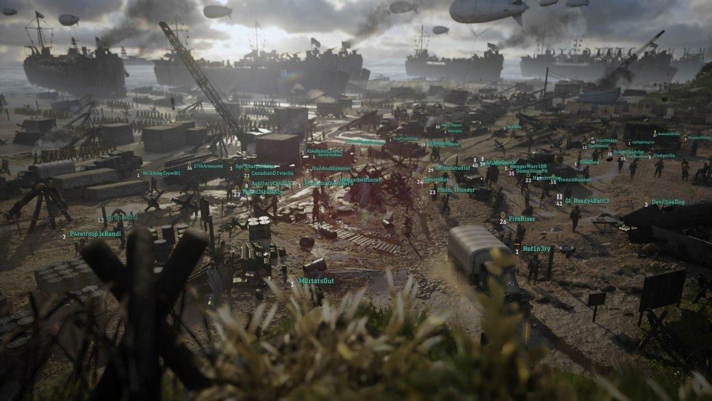 Рецензия на Call of Duty: WWII. Обзор игры - Изображение 13