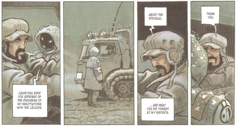 Комиксы: Orbital | Канобу - Изображение 4
