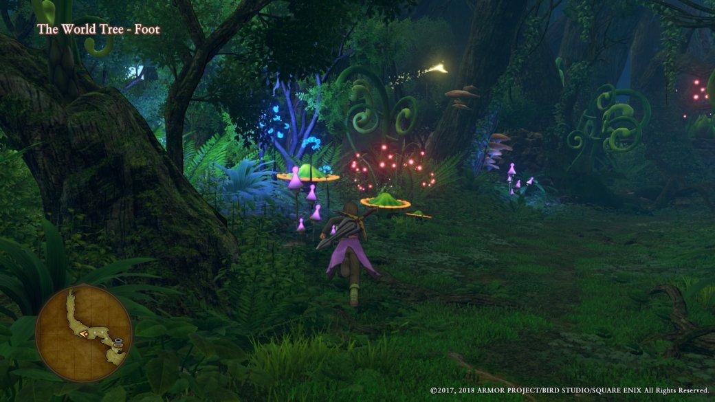 50 невероятно красочных скриншотов Dragon Quest XI | Канобу - Изображение 11541