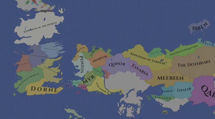 Энтузиаст переделал Imperator: Rome под «Игру престолов» | Канобу - Изображение 1253