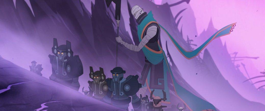 Рецензия на The Banner Saga 2   Канобу - Изображение 2661