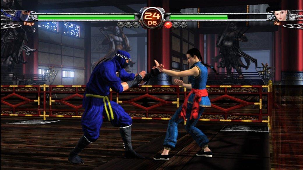 Лучший файтинг лета: рецензия на Virtua Fighter 5: Final Showdown | Канобу - Изображение 3