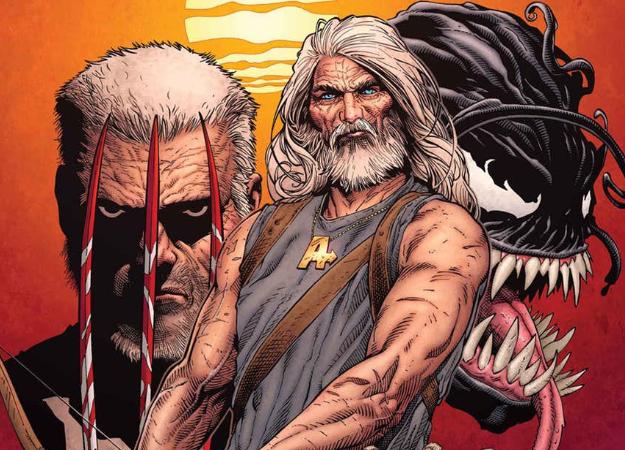 Комиксы 2018 - список комиксов Marvel и DC, выходящих в 2018, самые ожидаемые премьеры года по месяц | Канобу