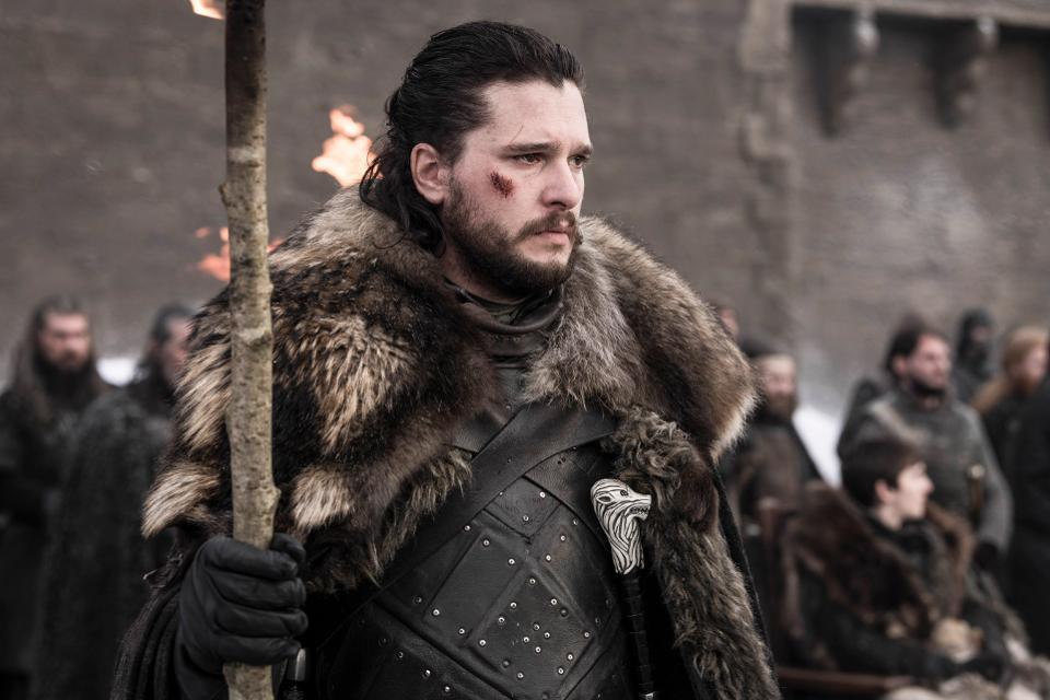 Самые крутые сцены 4 серии 8 сезона «Игры престолов» вгифках | Канобу - Изображение 6728