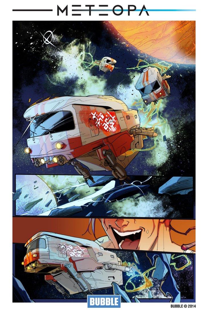 Bubble: «Страна должна знать своих супергероев!»   Канобу - Изображение 3
