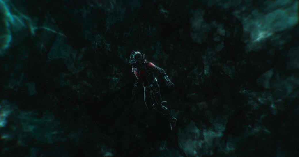 Теория: почему Человек-муравей сыграет ключевую роль вфильме «Мстители4»   Канобу