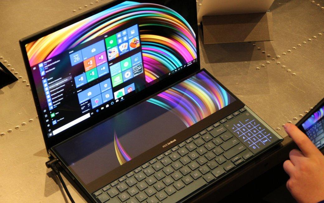 Asus ZenBook Pro Duo: фантастический ноутбук сдвумя 4K-дисплеями   Канобу - Изображение 11839