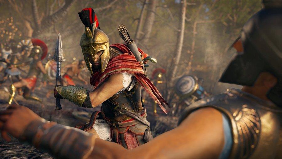 Как RPG-элементы Assassin's Creed Odyssey помогут игрокам проявить себя. - Изображение 1