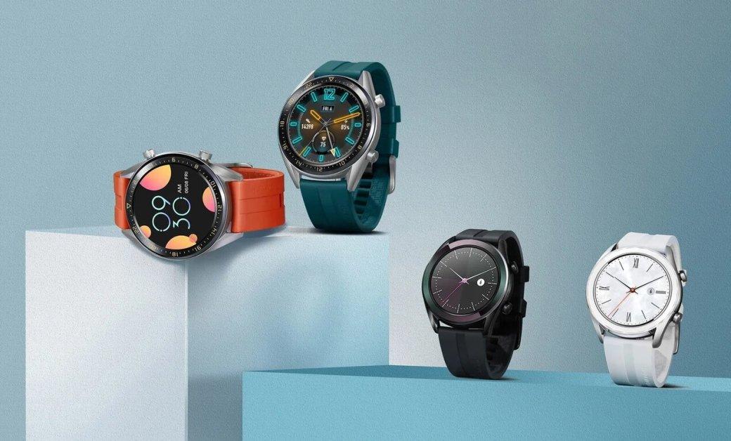 ВРоссии выходят смарт-часы Huawei Watch GTActive иElegant | Канобу - Изображение 8116