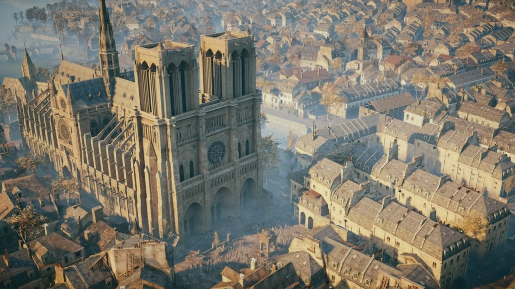 Рецензия на Assassin's Creed Unity | Канобу - Изображение 7