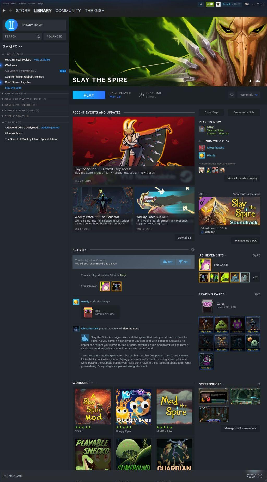 В Steam появится система событий, а внешний вид библиотеки переработают — все будет очень красиво! | Канобу - Изображение 4