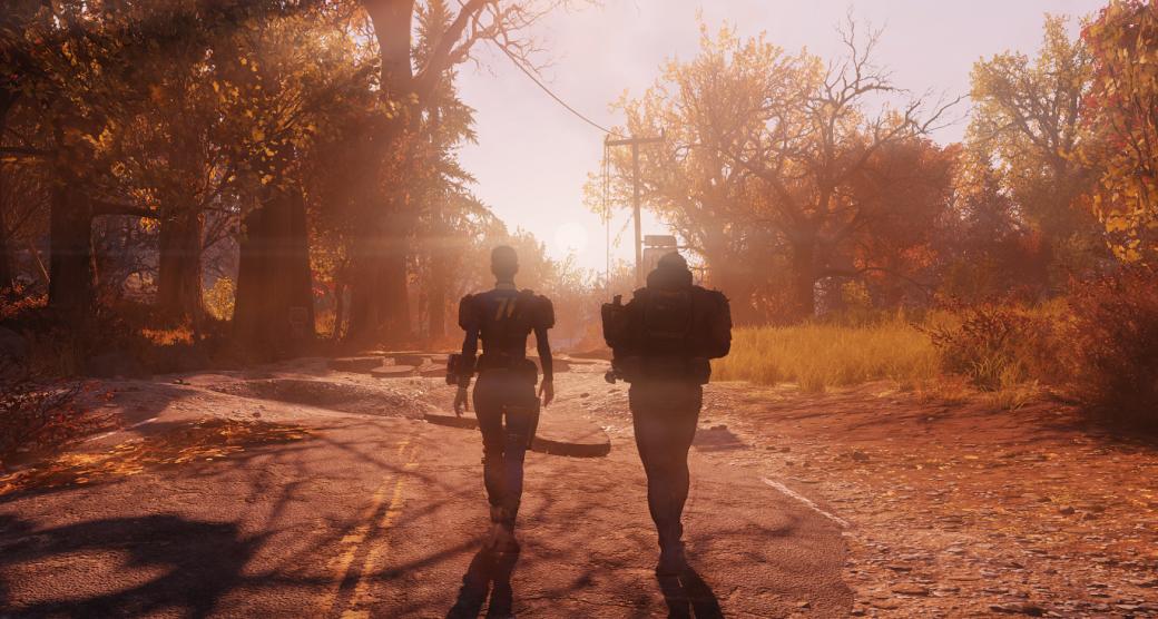 Все, что мы знаем о Fallout 76. Превью Fallout 76 | Канобу