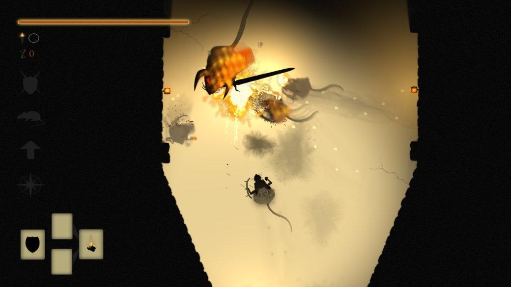 Лучшие двумерные игры, похожие на Dark Souls - топ 2D-клонов, игры типа Dark Souls на ПК, PS4, Xbox | Канобу - Изображение 910