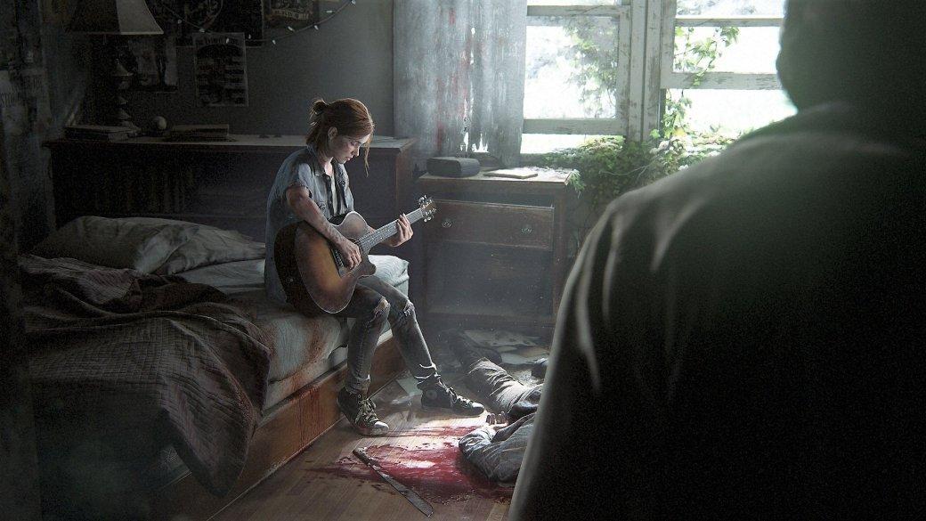 Будет ли в The Last of Us II Элли одна или у нее появится компаньон? Нил Дракманн ответил на вопрос. - Изображение 1