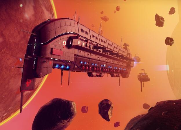 Игроки NoMan's Sky добровольно вступают вряды космической полиции. - Изображение 1