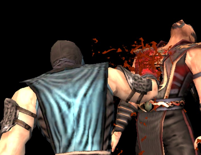 Рецензия на Mortal Kombat   Канобу - Изображение 682