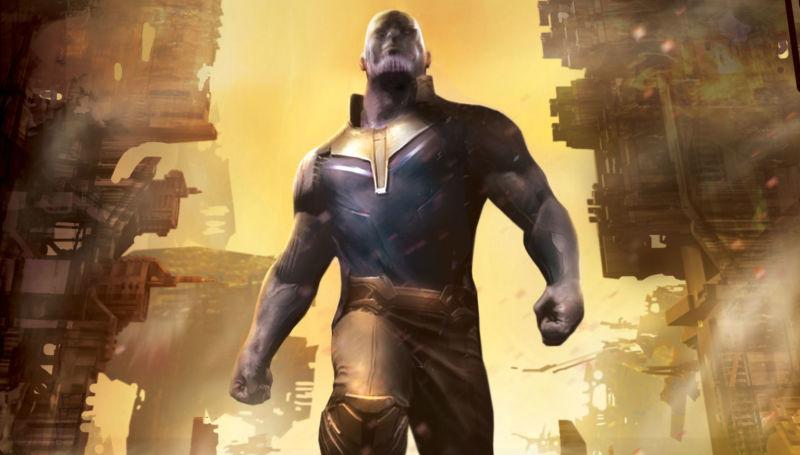 Официальная новелла по«Войне Бесконечности» расскажет опричинах безумия Таноса | Канобу - Изображение 1