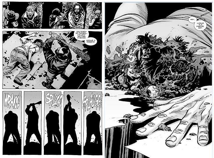 Кто лучше убивает героев: «Ходячие мертвецы» или «Игра Престолов»? | Канобу - Изображение 3414