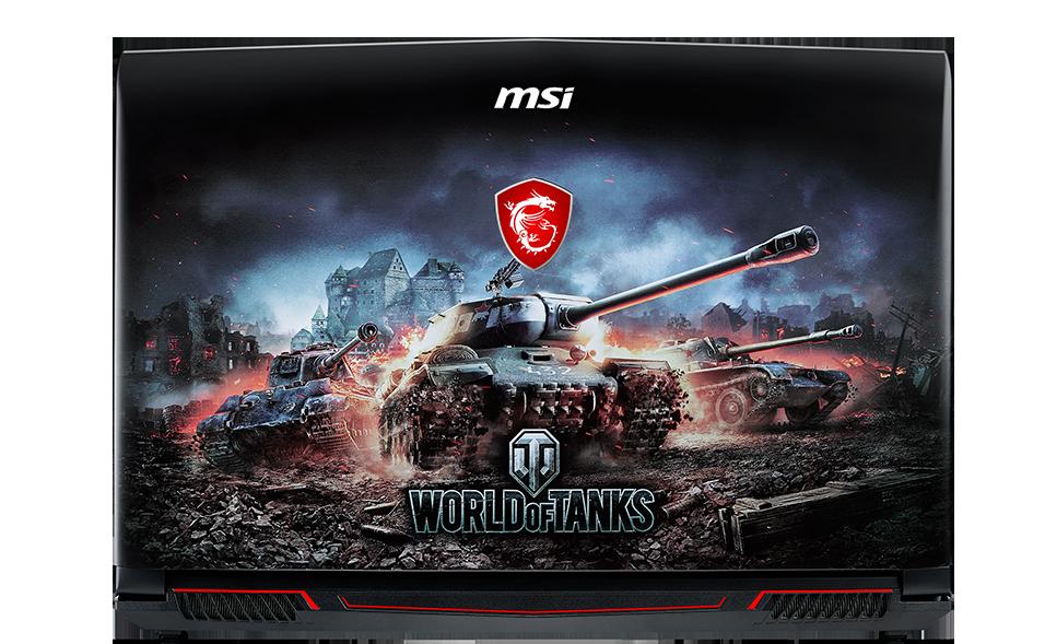 Обзор MSI GP62M World ofTanks Edition | Канобу - Изображение 1