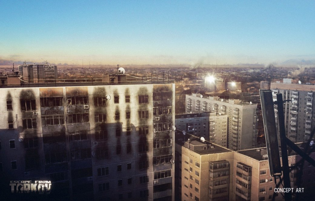 Разработчики Escape from Tarkov рассказали «Канобу» о мире игры | Канобу - Изображение 3