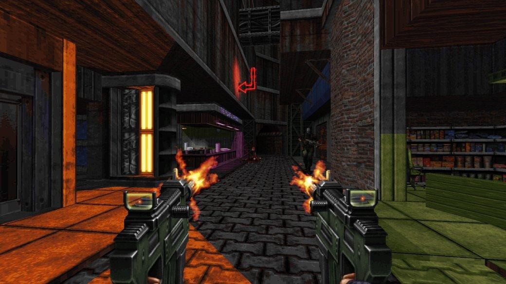 «1С» будет издавать ретро-шутер Ion Maiden от3D Realms идругую неназванную игру | Канобу - Изображение 1