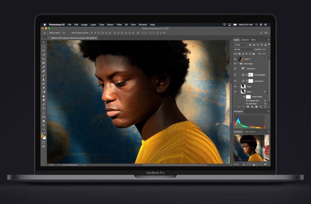 Apple обновила ноутбуки MacBook Pro: новая клавиатура итоповые восьмиядерные процессоры | SE7EN.ws - Изображение 3