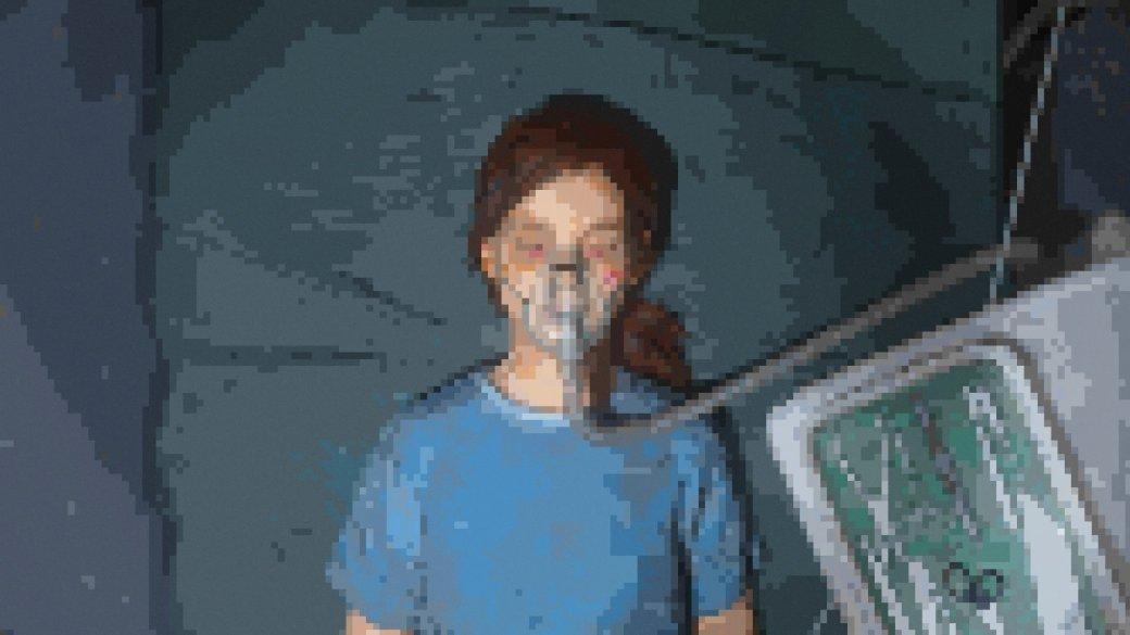 Пиксельный Джоэл имультяшная Элли. 25 кадров The Last ofUs: Part 2 сновыми графическими режимами | Канобу - Изображение 9083
