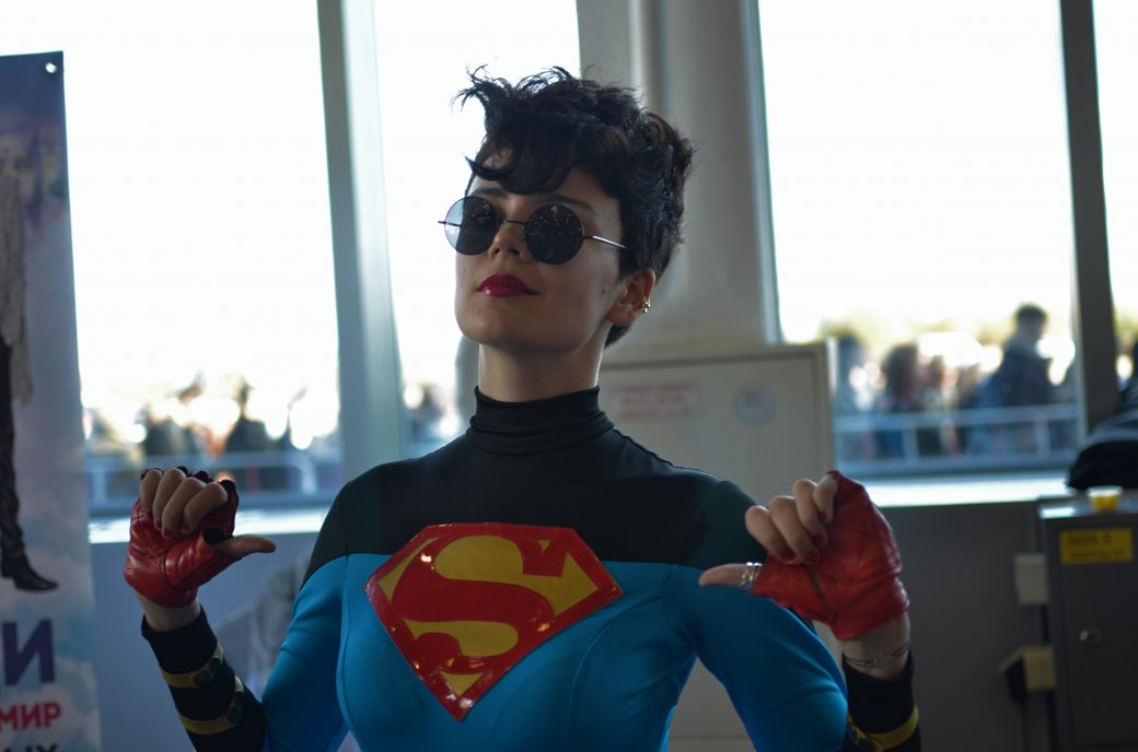 Фотоотчет с «Игромира» и Comic Con Russia, день 3 – Миша Коллинз | Канобу - Изображение 22
