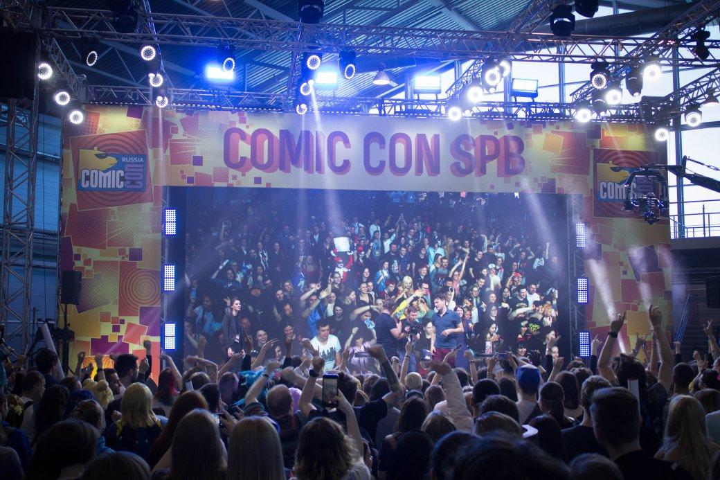 Галерея. Как прошел Comic Con Saint Petersburg | Канобу - Изображение 73