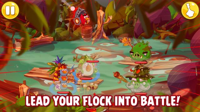 Angry Birds превратят в пошаговую ролевую игру | Канобу - Изображение 17241