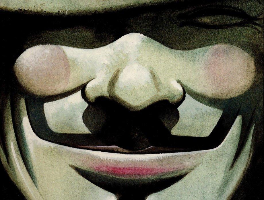 Комикс недели: V for Vendetta | Канобу