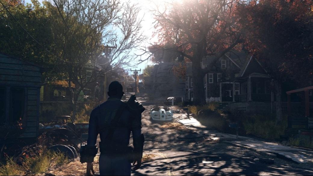 Авторы Fallout 76 уверяют, что в игре совсем необязательно объединяться в группы | Канобу - Изображение 0