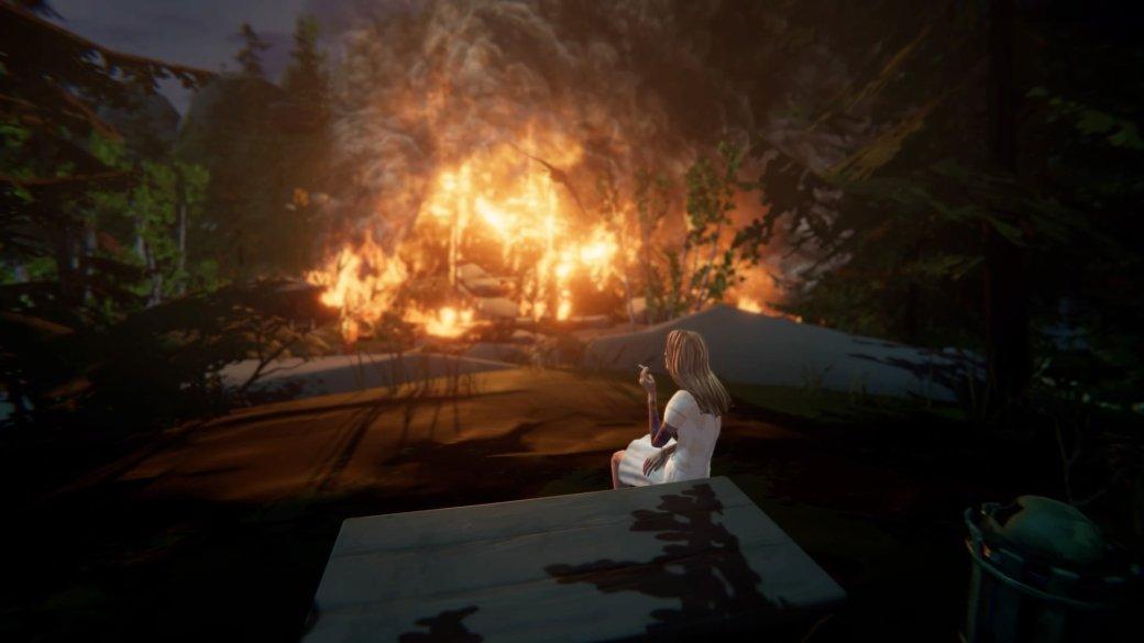 Спойлеры первого эпизода Life is Strange: Before the Storm | Канобу - Изображение 7