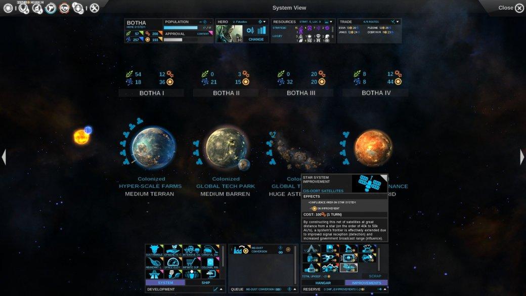 Рецензия на Endless Space | Канобу - Изображение 2360