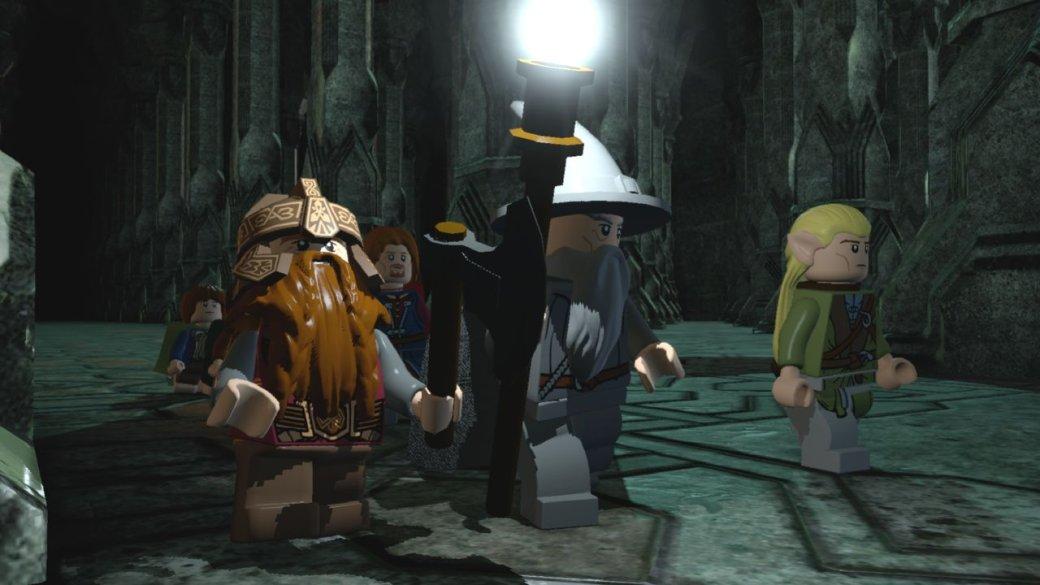 Gamescom 2012: LEGO Lord of the Rings | Канобу - Изображение 1