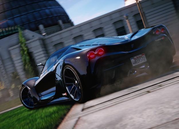 Улучшенные анимации,физика иэффекты: Grand Theft Auto 5 смодификацией Redux выглядит потрясающе | Канобу - Изображение 690