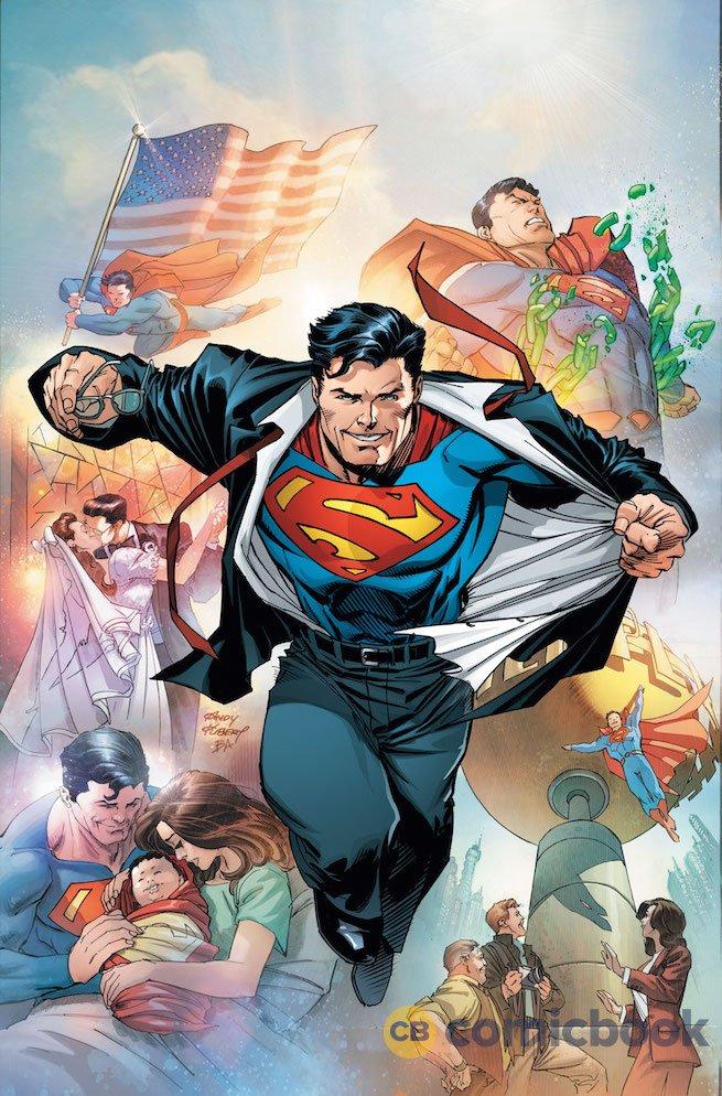 У Супермена новый костюм!   Канобу - Изображение 12127