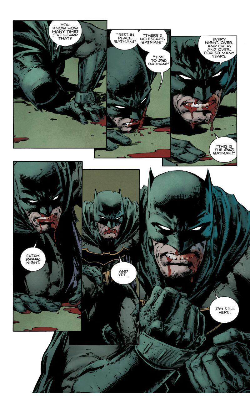 Злодейский патруль ивозвращение Томаса Уэйна.Чем запомнился Бэтмен Тома Кинга | Канобу - Изображение 10009